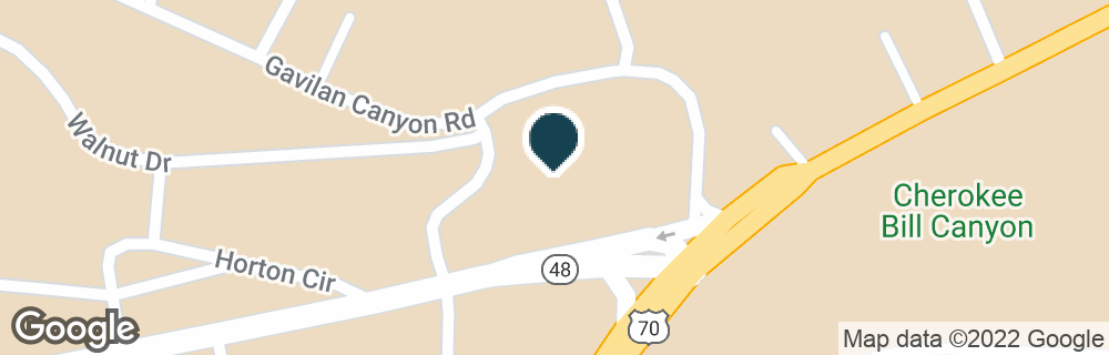 Google Map of138 SUDDERTH DR