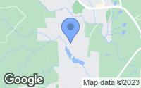 Map of Senoia, GA
