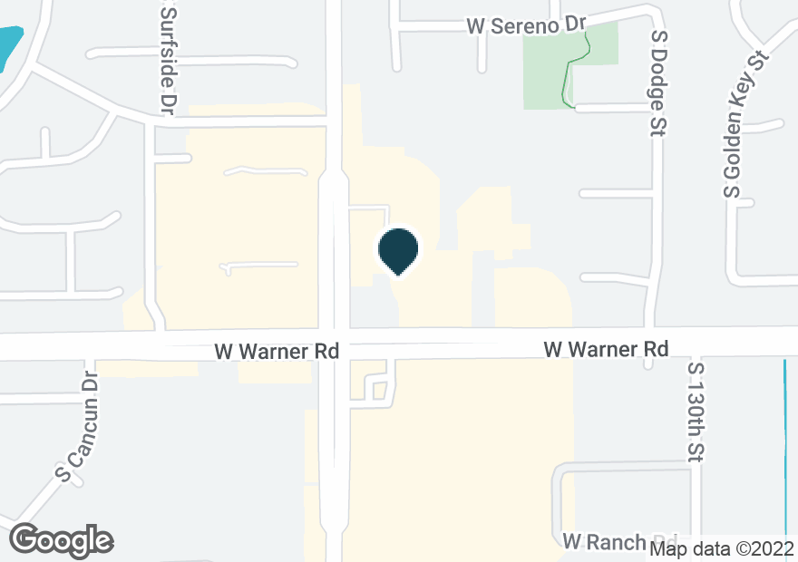 Google Map of785 S COOPER RD