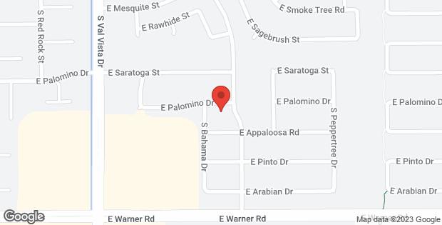 1767 E Palomino Drive Gilbert AZ 85296