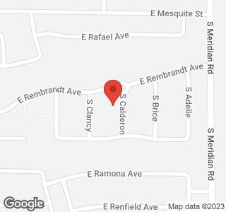 4116 S CALDERON Street