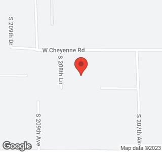 20821 W CHEYENNE Road