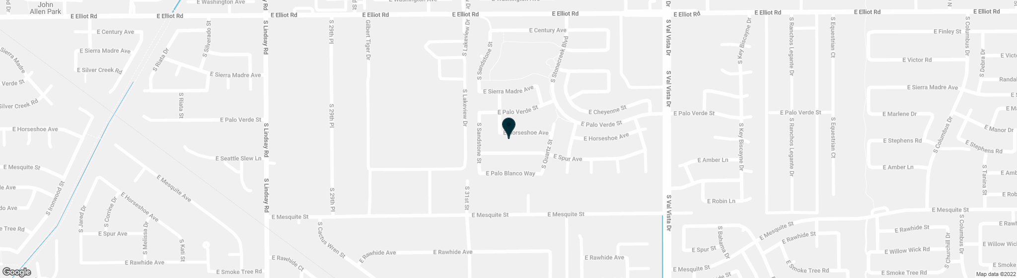 1285 E HORSESHOE Avenue Gilbert AZ 85296