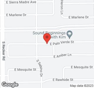 4167 E PALO VERDE Street