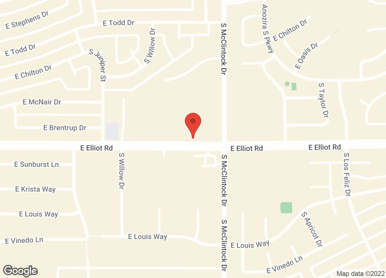 Google Map of VCA Elliot Park Animal Hospital