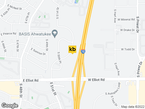 View Map of the design studio in Phoenix, AZ