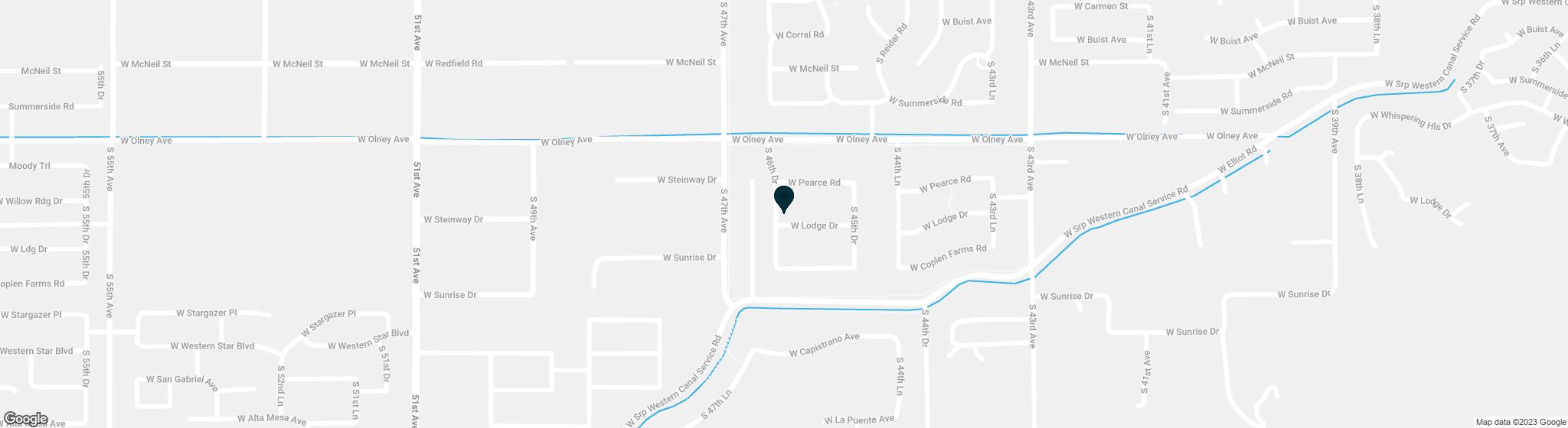 4612 W LODGE Drive Laveen AZ 85339
