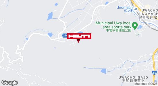 Get directions to 佐川急便株式会社 宇和店