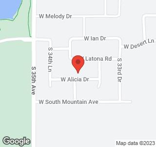 3336 W ALICIA Drive