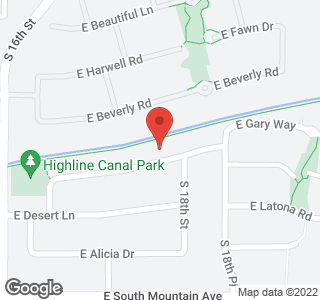 1724 E FRANCISCO Drive