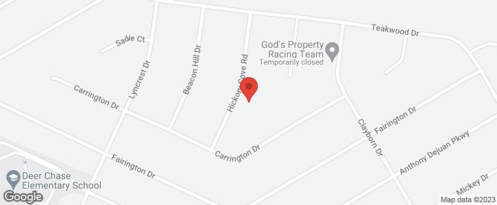 3720 Hickory Cove Road Hephzibah GA 30815