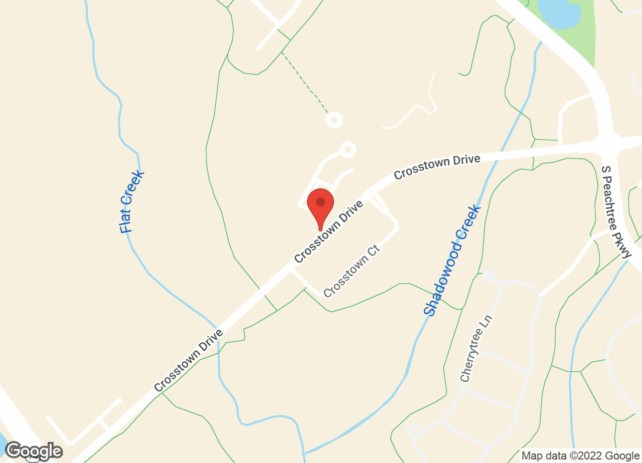 Google Map of VCA Braelinn Village Animal Hospital