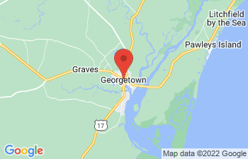 Map of Georgetown