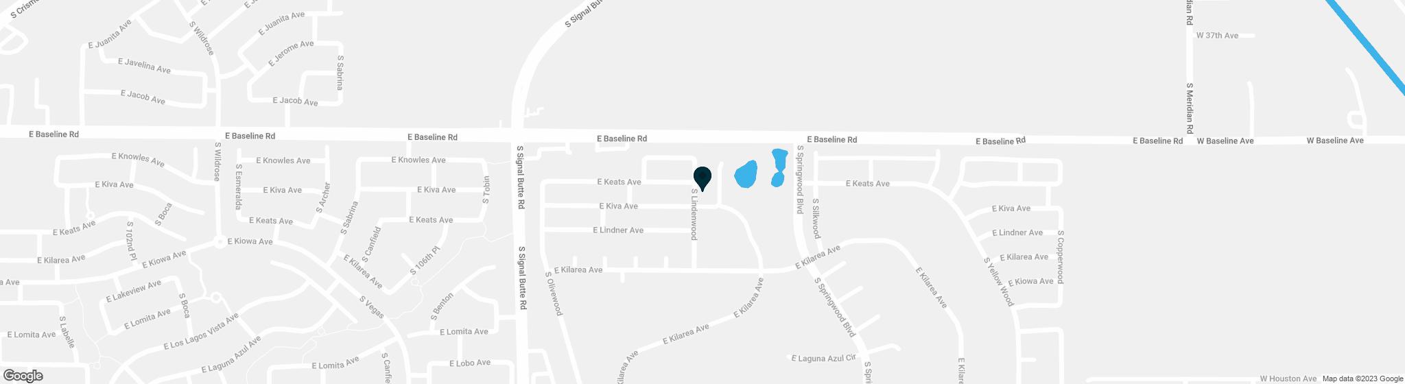 2055 S LINDENWOOD -- Mesa AZ 85209