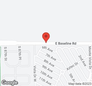 0 E Baseline Road