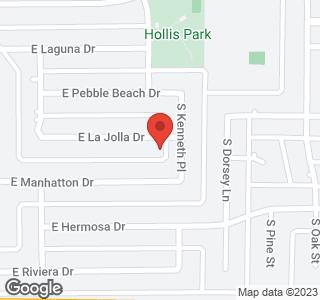 1267 E LA JOLLA Drive