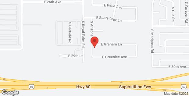 853 E GRAHAM Lane Apache Junction AZ 85119