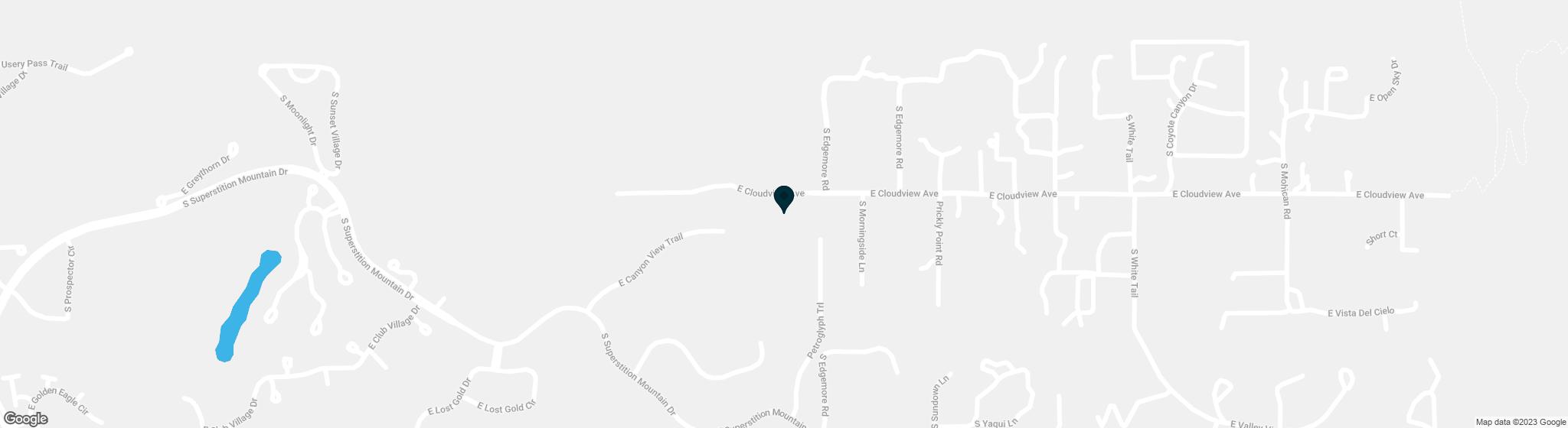 2828 S PETROGLYPH Trail #65 Gold Canyon AZ 85118