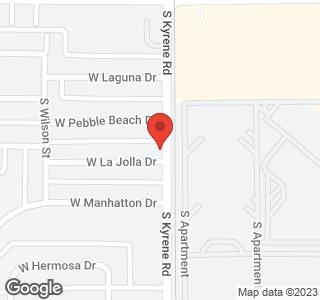 302 W LA JOLLA Drive