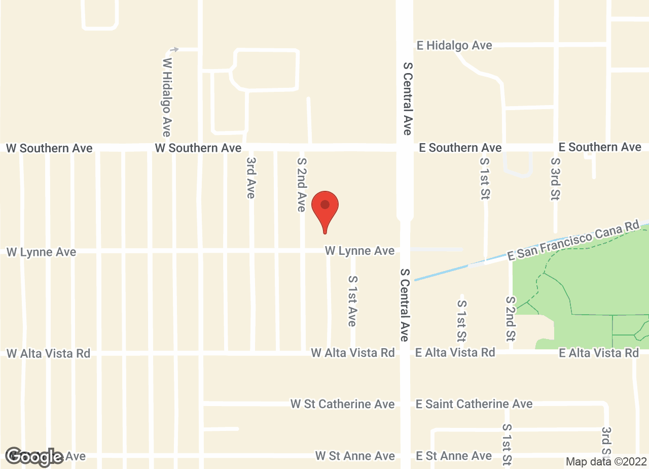 Google Map of VCA Southside Animal Hospital