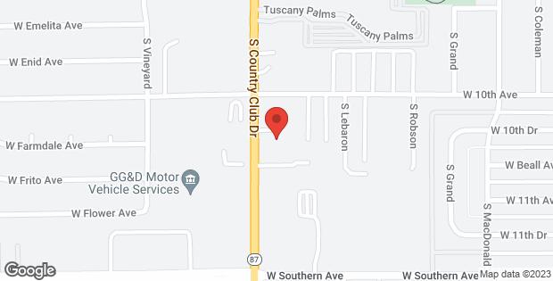 1033 S COUNTRY CLUB Drive Mesa AZ 85210
