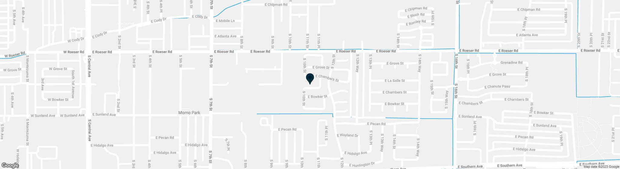 1012 E LA SALLE Street Phoenix AZ 85040