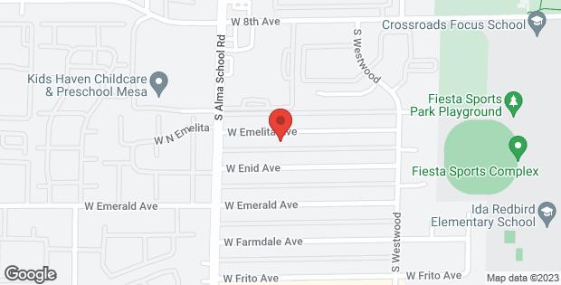 1123 W EMELITA Avenue Mesa AZ 85210