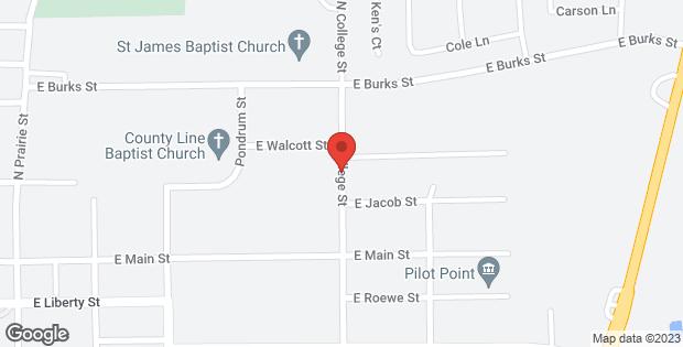 417 N College Street Pilot Point TX 76258