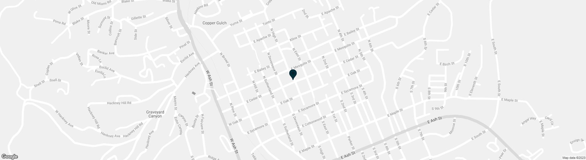 1076 E HORSESHOE SPRINGS Road A Globe AZ 85501