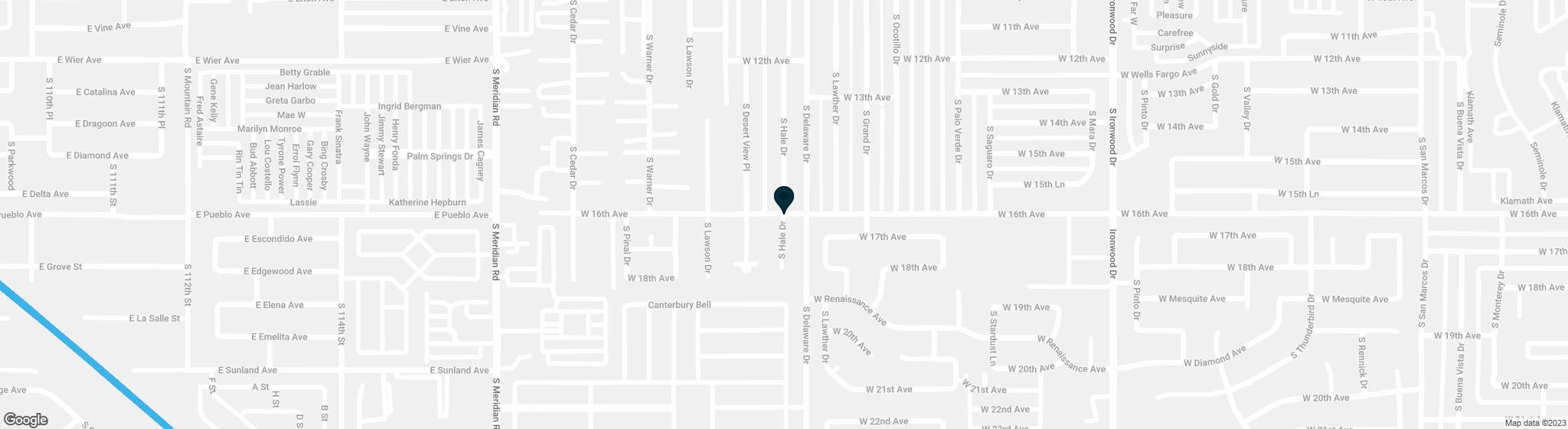 1746 S HAYLEY Road Apache Junction AZ 85119