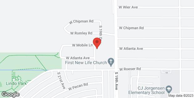 2328 W MOBILE Lane Phoenix AZ 85041