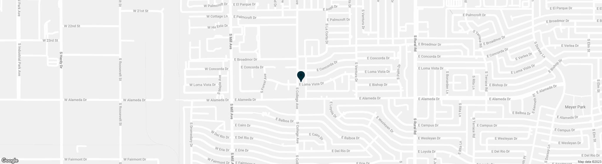 2525 S COLLEGE Avenue #7 Tempe AZ 85282