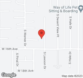 1526 S LAWSON Drive