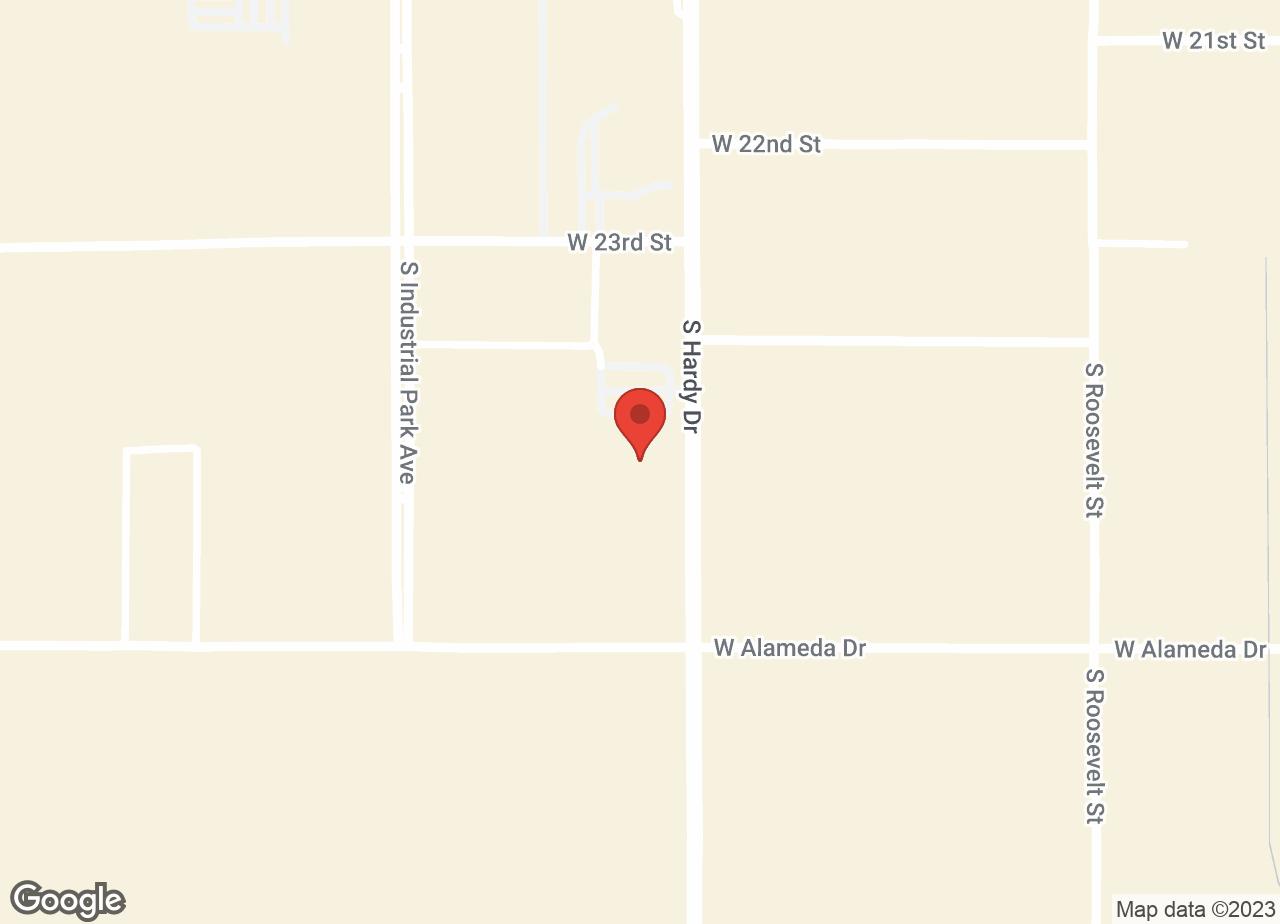 Google Map of VCA University Animal Hospital
