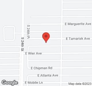 2439 E TAMARISK Avenue