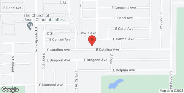 4556 E CATALINA Avenue Mesa AZ 85206