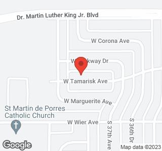 3742 W TAMARISK Avenue