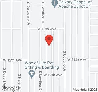 1116 S GRAND Drive