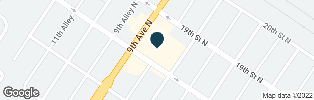 Google Map of1815 9TH AVE N