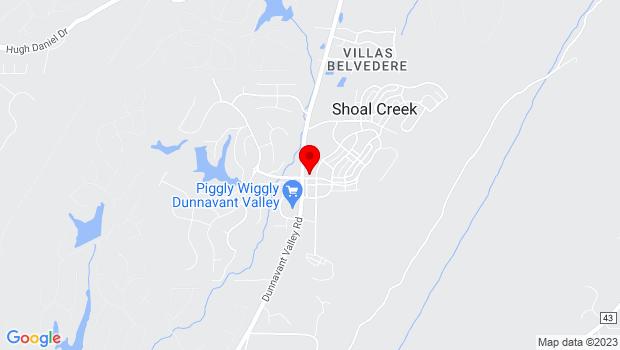 Google Map of 5 Mt. Laurel Ave, Birmingham, AL 35242