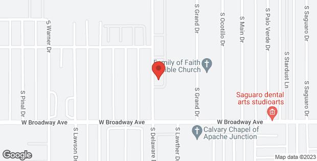 537 S DELAWARE Drive #137 Apache Junction AZ 85120