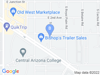 Map of Hopes Boarding Camp Dog Boarding options in Apache Junction | Boarding