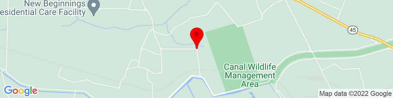 Google Map of 33.4130693, -80.01387270000001