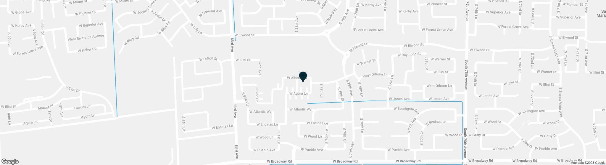 8029 W ALBENIZ Place Phoenix AZ 85043
