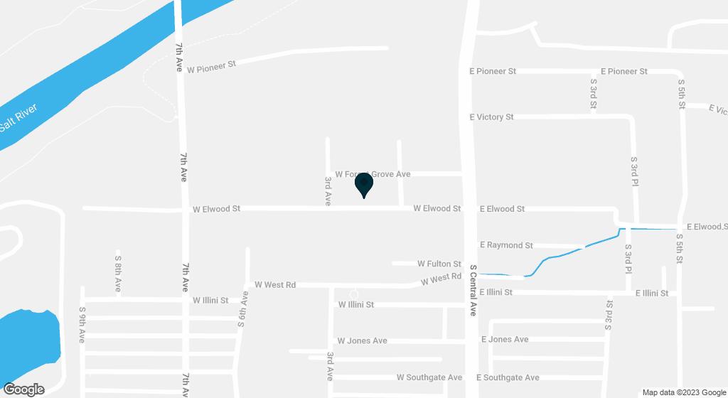 128 W ELWOOD Street Phoenix AZ 85041