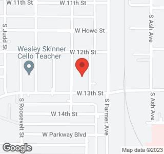 1221 S WILSON Street