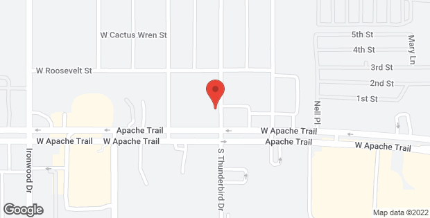 1000 W APACHE Trail Apache Junction AZ 85120