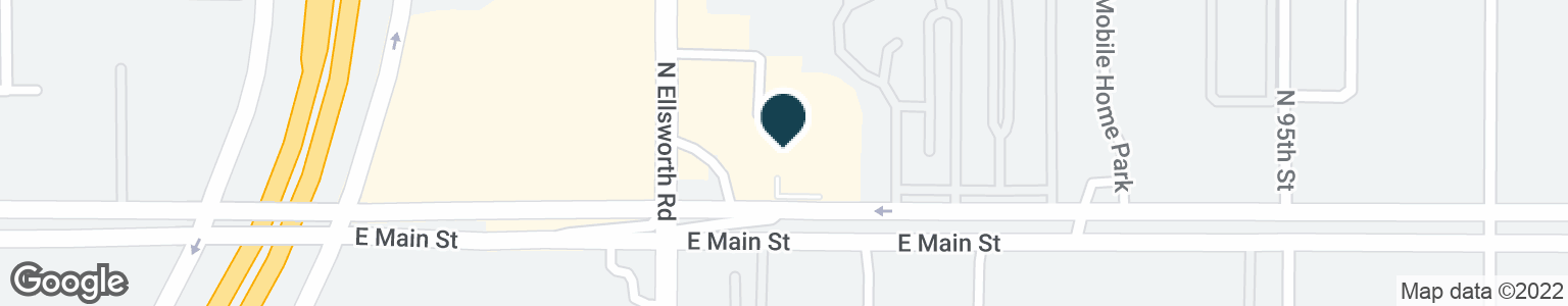 Google Map of9230 E MAIN ST