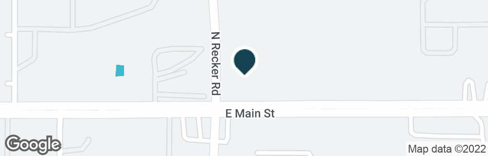 Google Map of6002 E MAIN ST