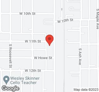 1106 S FARMER Avenue